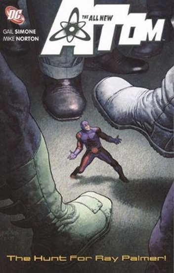 All New Atom, The: The Hunt for Ray Palmer