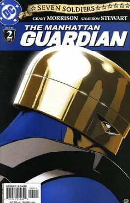 Seven Soldiers: Guardian #2