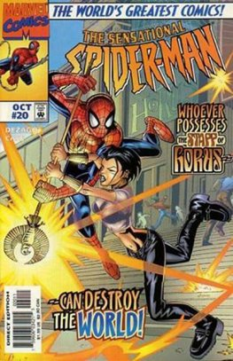 Sensational Spider-Man, The #20