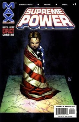 Supreme Power (Complete Series #1-18)