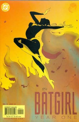 Batgirl: Year One #5