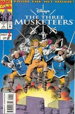 Disney's The Three Musketeers (Complete Series)
