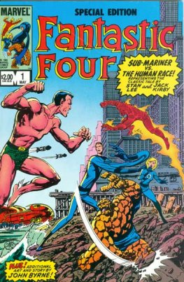 Fantastic Four Special Edition #1