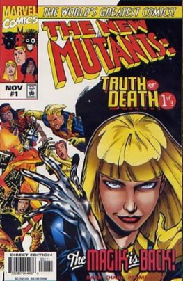 New Mutants: Truth or Death #1