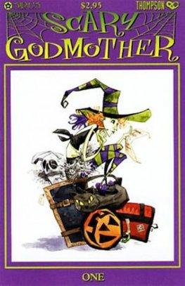 Scary Godmother (Complete Series #1-6)