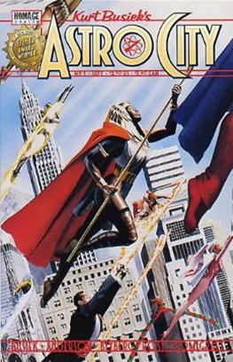 Astro City (Complete Series #1/2 to 22)