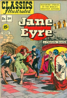 Classics Illustrated #39 Jane Eyre (HRN118)