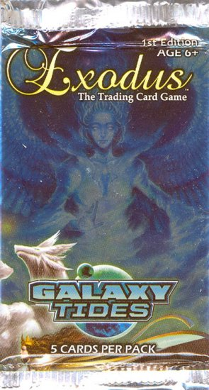Exodus Galaxy Tides, Booster Pack