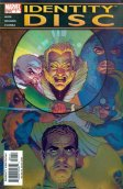 Identity Disc (Complete Series #1-5)