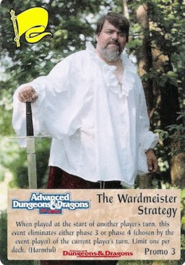 Wardmeister Strategy, The
