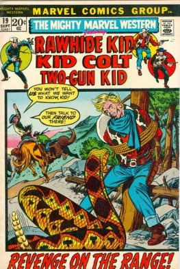 Mighty Marvel Westerns #19