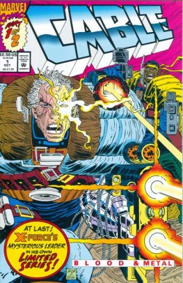 Cable: Blood & Metal (Complete Series #1-2)