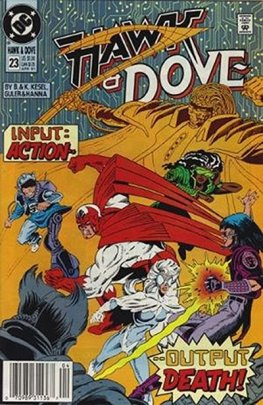 Hawk and Dove #23