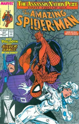 Amazing Spider-Man, The #321