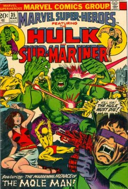 Marvel Super-Heroes #35