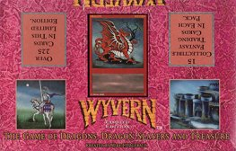 Wyvern Limited Edition, Booster Pack Box