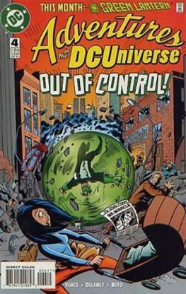 Adventures in the DC Universe #4