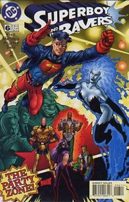 Superboy and the Ravers #6