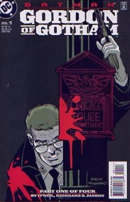 Batman: Gordon of Gotham #1