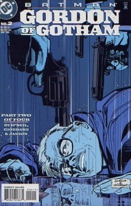 Batman: Gordon of Gotham #2