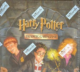 Harry Potter Adventures at Hogwarts, Booster Box
