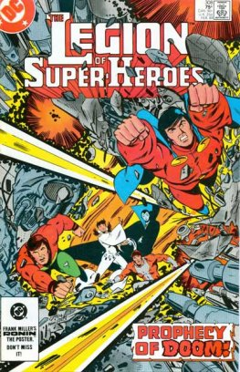 Legion of Super-Heroes #308