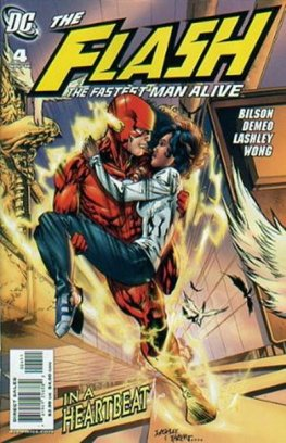 Flash: The Fastest Man Alive #4