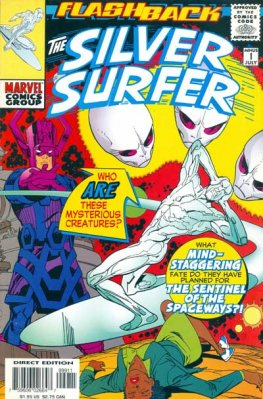 Silver Surfer #-1