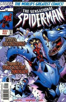Sensational Spider-Man, The #22