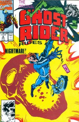 Original Ghost Rider Rides Again, The #6