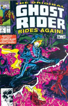 Original Ghost Rider Rides Again, The #5