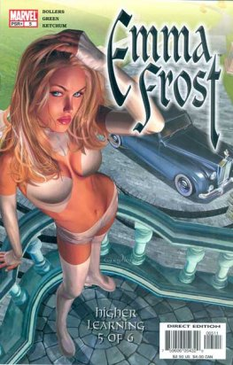 Emma Frost #5