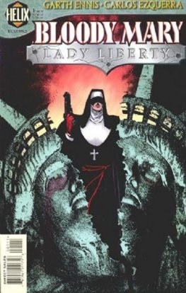 Bloody Mary: Lady Liberty #1
