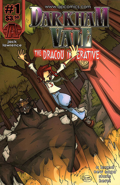 Darkham Vale: The Dracou Imperative #1 (Variant)
