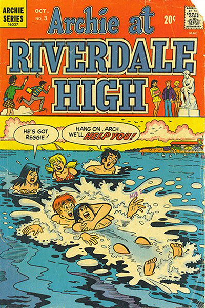 Archie at Riverdale High #3