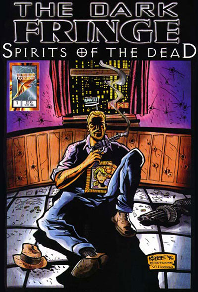Dark Fringe: Spirits of t (1997)