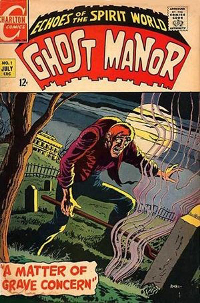 Ghost Manor (1968-71)