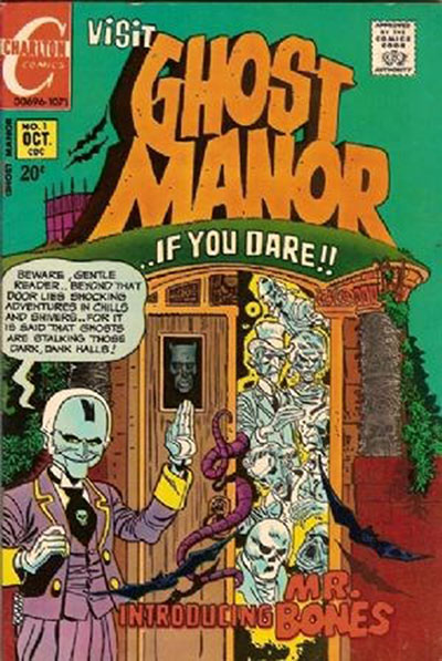 Ghost Manor (1971-84)
