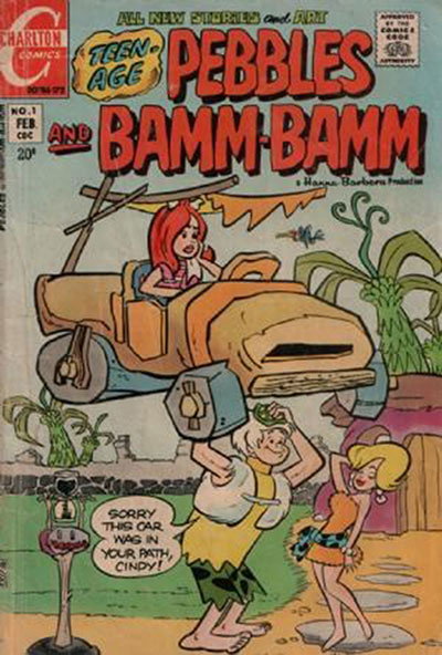 Pebbles and Bamm-Bamm (1972-76)