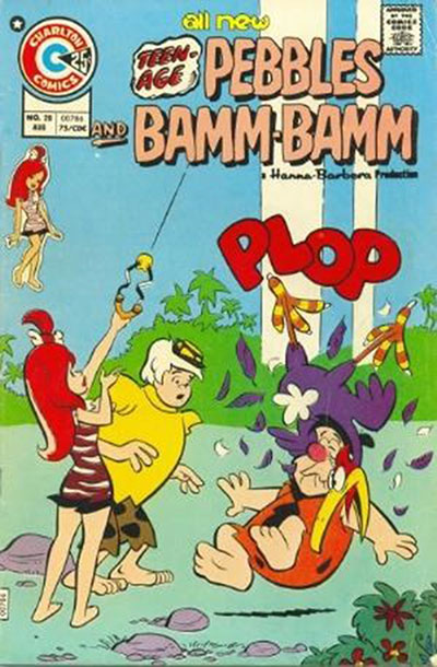 Pebbles and Bamm-Bamm #28