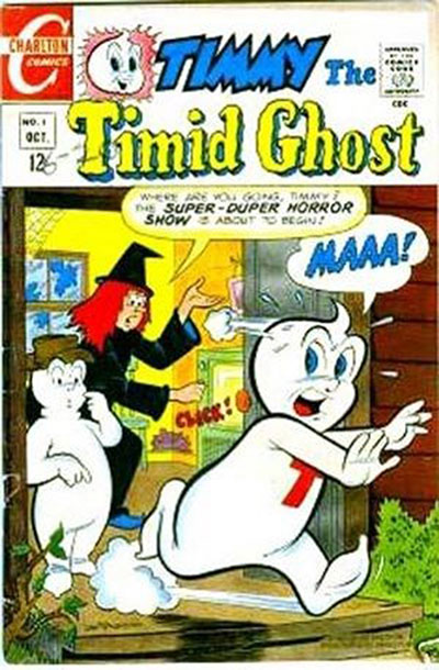 Timmy the Timid Ghost (1967-86)