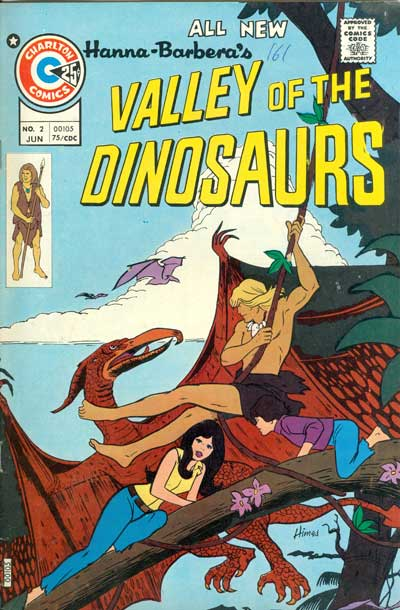 Valley of the Dinosaurs #2