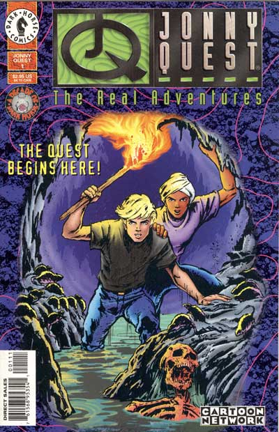 Johnny Quest: The Real (1996-97)