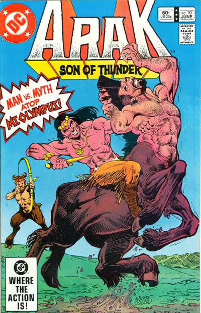Arak, Son of Thunder #10