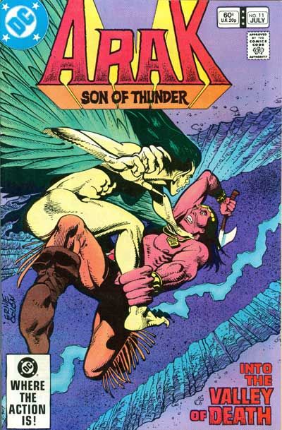 Arak, Son of Thunder #11
