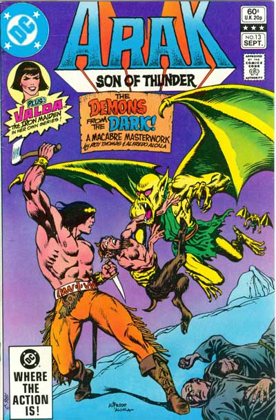 Arak, Son of Thunder #13