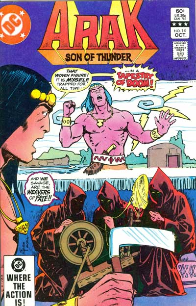Arak, Son of Thunder #14