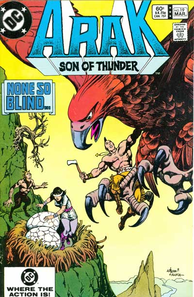 Arak, Son of Thunder #19