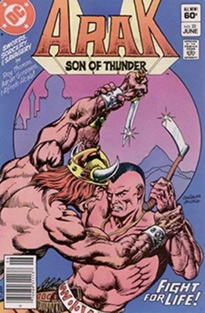 Arak, Son of Thunder #22