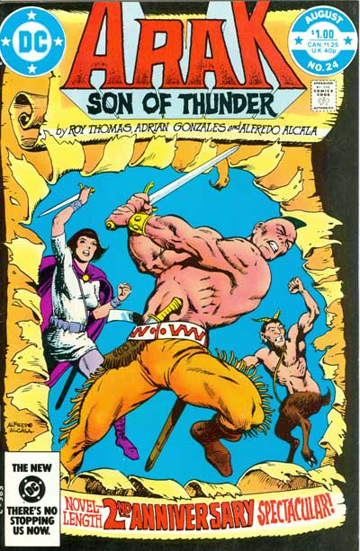 Arak, Son of Thunder #24